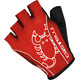 Castelli Rosso Corsa Classic Bike Gloves Men red